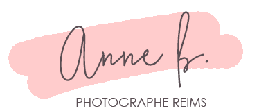 Anne b. | Photographe REIMS Logo