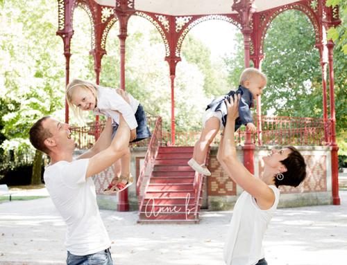 Séance Lifestyle en Famille